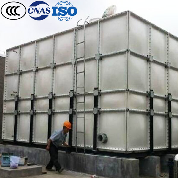 FRP SMC water tank factory in China